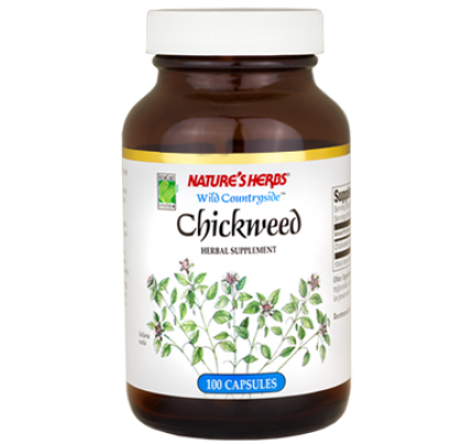 Chickweed 385mg 100 Capsules