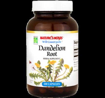 Dandelion Root 510mg 100 Capsules