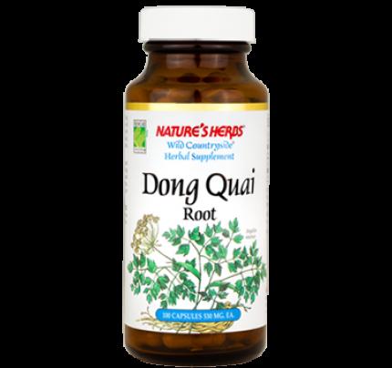 Dong Quai Root 530 mg 100 Capsules