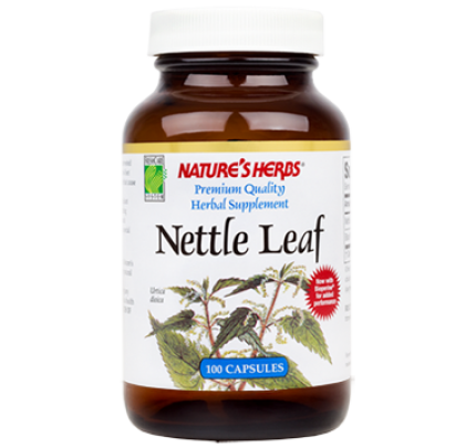 Nettle Leaf 4:1 Extract 237mg 100 Capsules