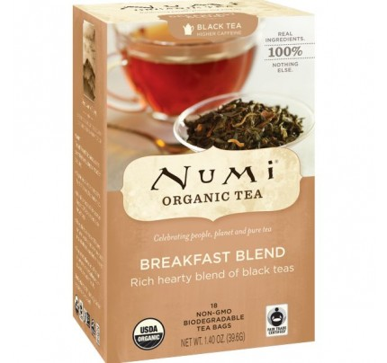 Breakfast Blend Black Tea 18 Tea Bags