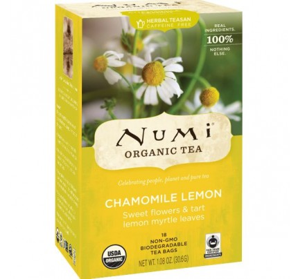 Chamomile Lemon Tea 18 Tea Bags