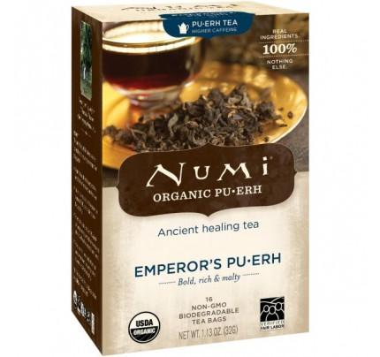 Emperor's Puerh 16 Tea Bags