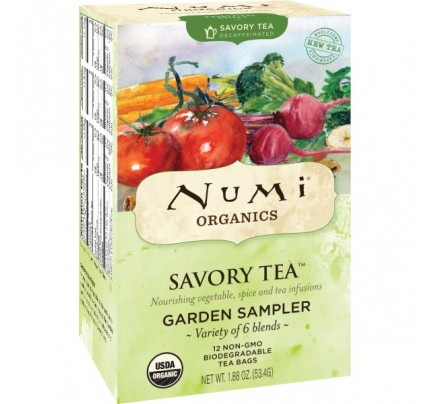 Garden Sampler Pack Tea 12 Tea Bags