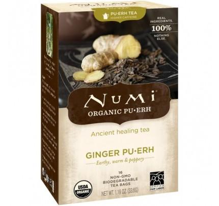 Ginger Puerh 16 Tea Bags