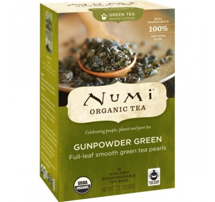 Gunpowder Green Tea 18 Tea Bags
