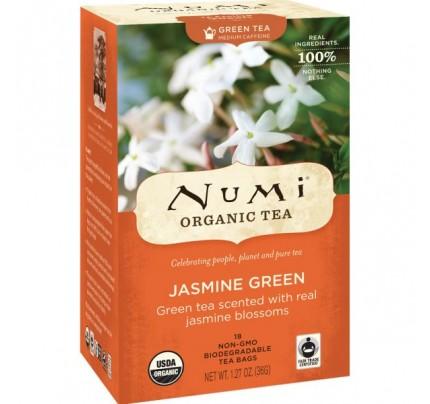 Jasmine Green Tea 18 Tea Bags