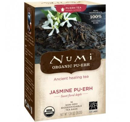 Jasmine Puerh 16 Tea Bags