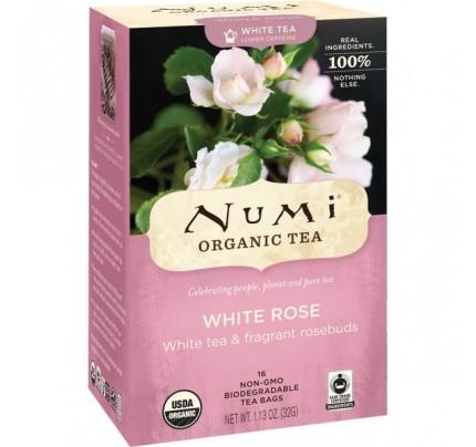 White Rose Tea 16 Tea Bags