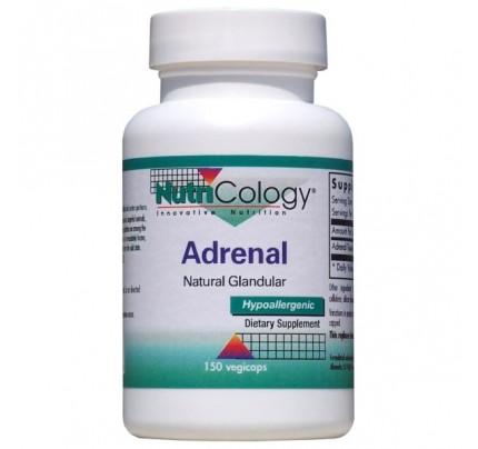 Adrenal Natural Glandular 150 Capsules