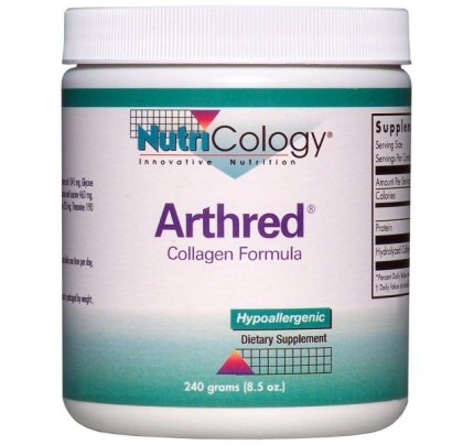 Arthred Collagen Formula Powder 8.5oz.