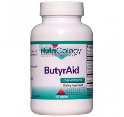 ButyrAid 100 Tablets