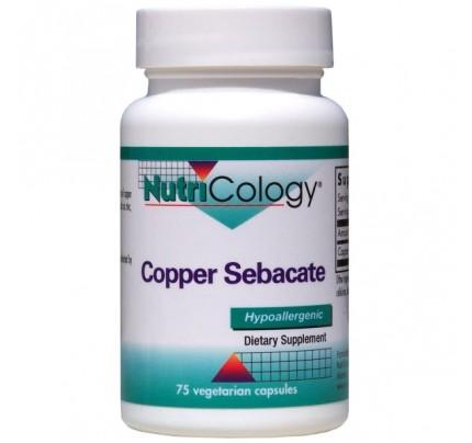Copper Sebacate 75 Capsules