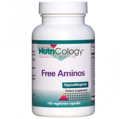 Free Aminos 100 Capsules
