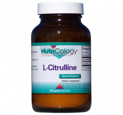 L-Citrulline Powder 3.53oz.