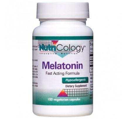 Melatonin Fast-Acting 1.3mg 100 Capsules