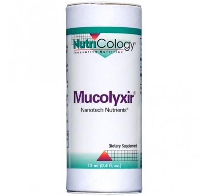 Mucolyxir Nanotech Nutrients 0.4 fl. oz.