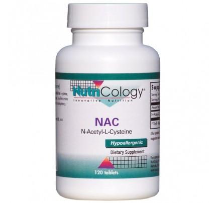 N-Acetyl Cysteine 500 mg 90 Tablets