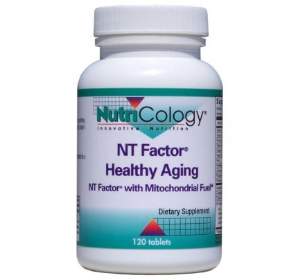 NT Factor Healthy Aging Form 120 Tablets