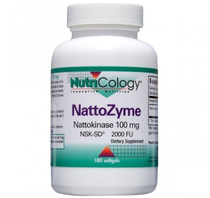 Nattokinase 100mg 180 Softgels