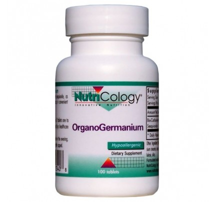 Organic Germanium 100 Tablets