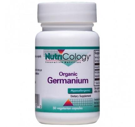 Organic Germanium 50 Capsules