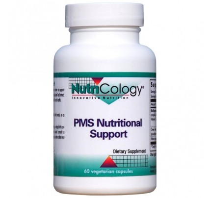 PMS Nutritional Support 60 Vegetarian Capsules