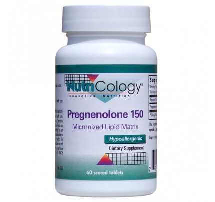 Pregnenolone 150mg 60 Tablets