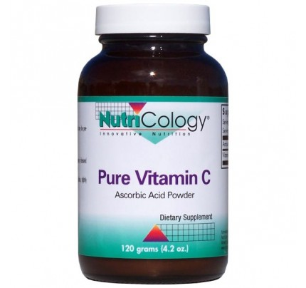 Pure Vitamin C Ascorbic Powder 4.2oz.