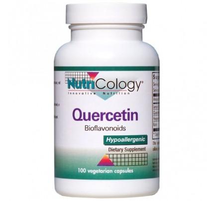 Quercetin with Bioflavonoids 100 Capsules