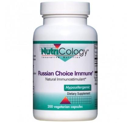 Russian Choice Immune 200 Vegetarian Capsules