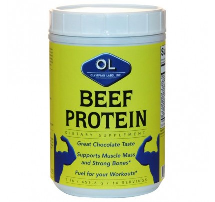 Beef Protein Chocolate 1lb.
