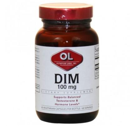 DIM Diindolylmethane 100 mg 60 Capsules