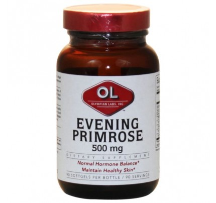 Evening Primrose Oil 500mg 90 Softgels