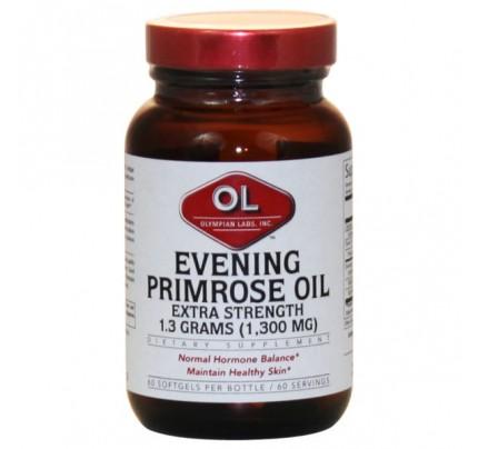 Evening Primrose Oil 1,300mg 60 Softgels