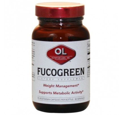Fucogreen Fucoxanthin 5% 846mg 90 Capsules