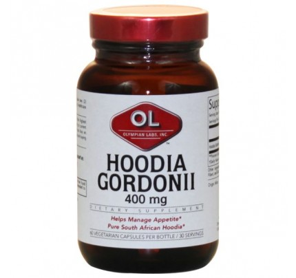 Hoodia Gordonii 400mg 60 Capsules