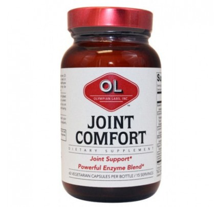 Joint Comfort - Formerly Inflamericzyme 60 Capsules