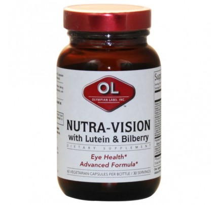 Nutra Vision 60 Capsules