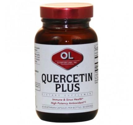Quercetin Plus 500mg 60 Capsules