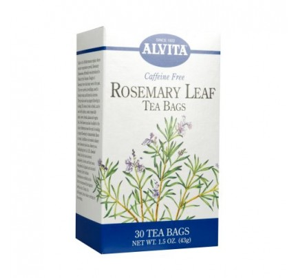 Organic Rosemary Leaf Tea 24 Teabags