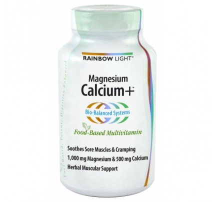 Calcium Plus with Magnesium 180 Tablets