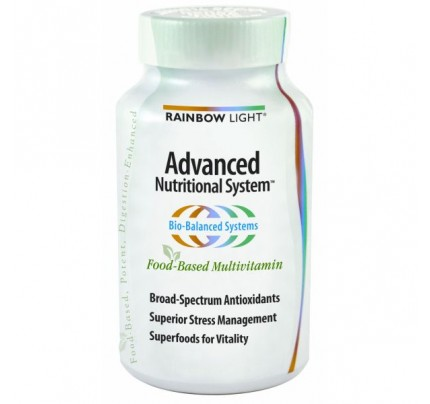 Advanced Nutritional System 180 Tablets