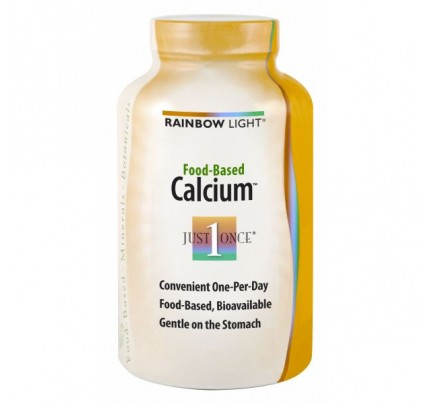 Food Based Calcium 500mg 90 Tablets