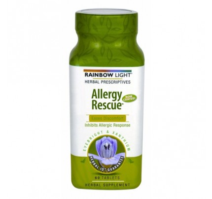 Allergy Rescue Allergy Relief 60 Tablets