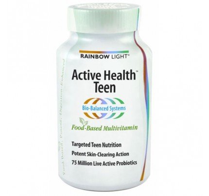 Active Health Teen Multivitamin 90 Tablets