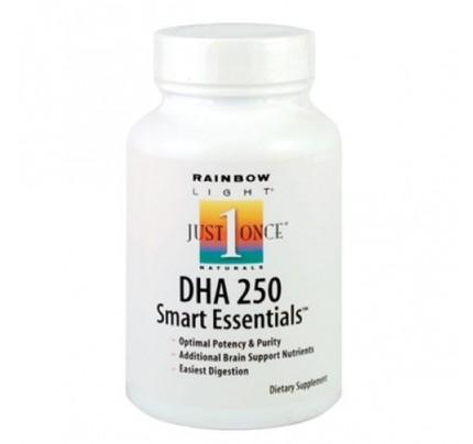 DHA 250 Smart Essentials 60 Softgels