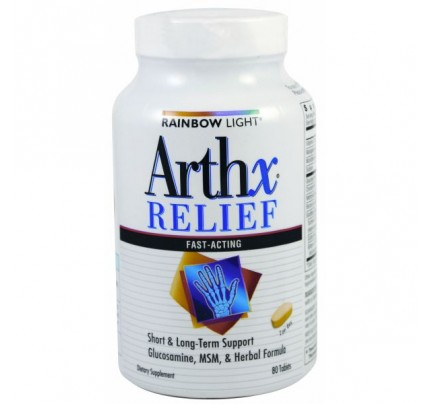 Arthx Relief 80 Tablets