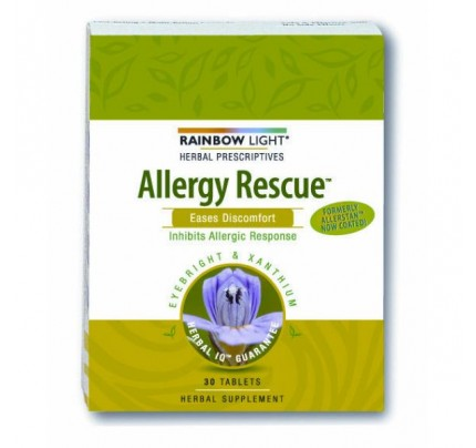 Allergy Rescue Allergy Relief 30 Tablets