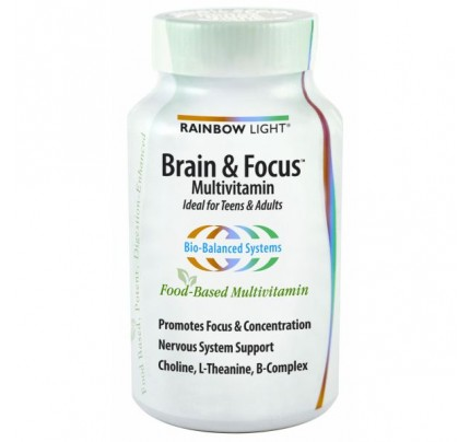 Brain & Focus Multivitamin 90 Tablets